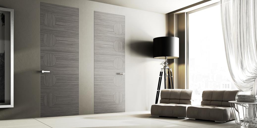 Porta filomuro master soluzione elegante e rigorosa - Porta filo muro prezzo ...