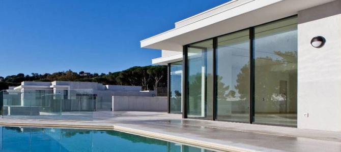 Porte interne Staino&Staino a Villa Maxima