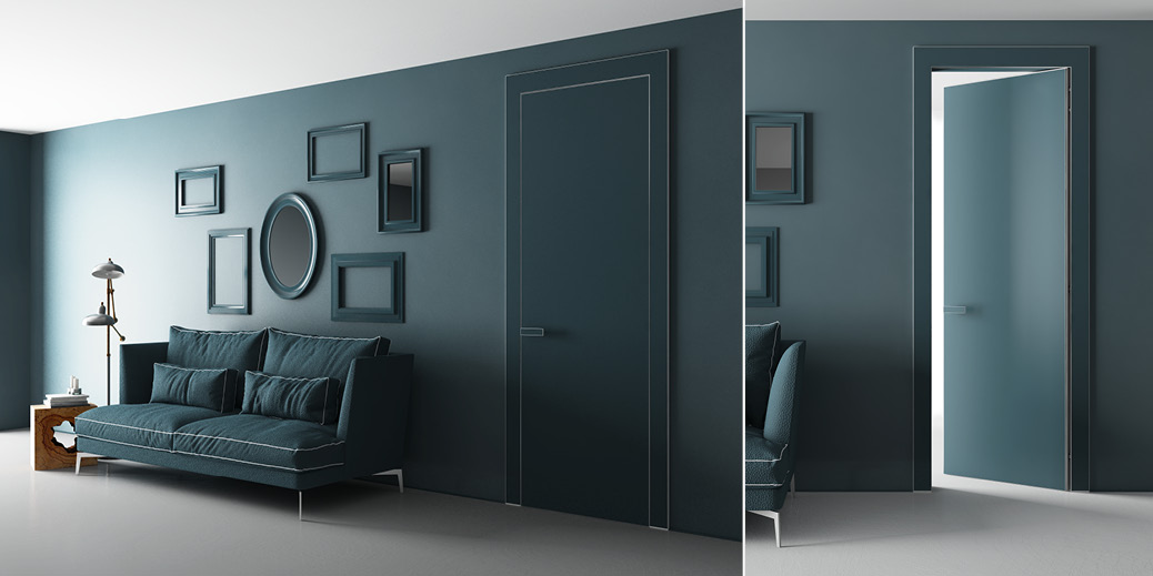 Porte Interne Scorrevoli Moderne.Porte Scorrevoli E Battenti Per Arredamento Moderno E Contemporaneo