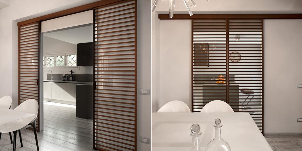 Porte Interne Scorrevoli Moderne.Private Flat In Carmignano Porte Scorrevoli E Battenti Per