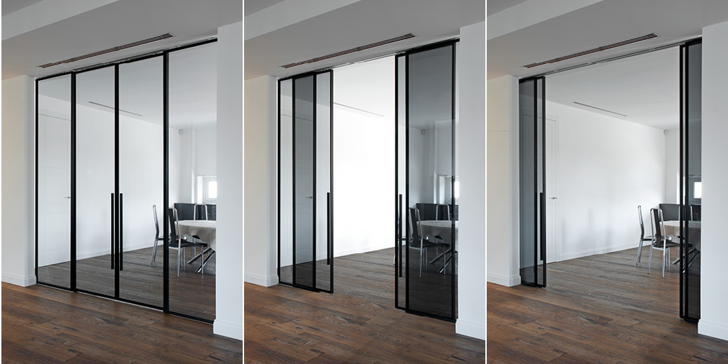 Porte A Due Ante Scorrevoli.Staino Staino Sliding And Pivot Doors For Modern And