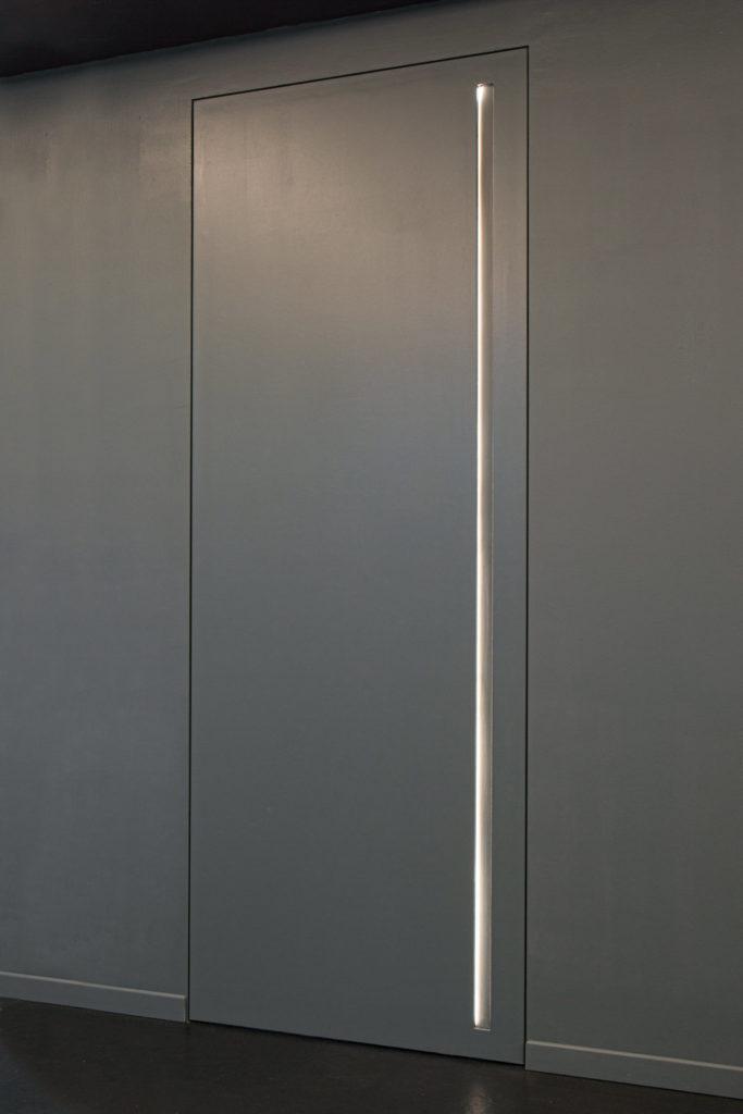 Porta con luce integrata XDoor©