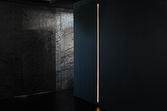 XDoor© la nostra porta con luce integrata